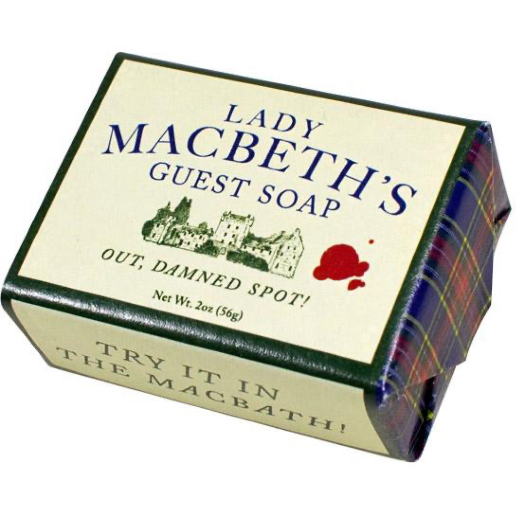 Lady Macbeth Guest Bar Soap