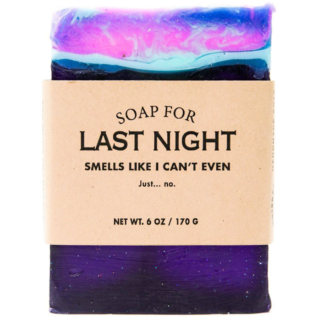 Last Night Bar Soap