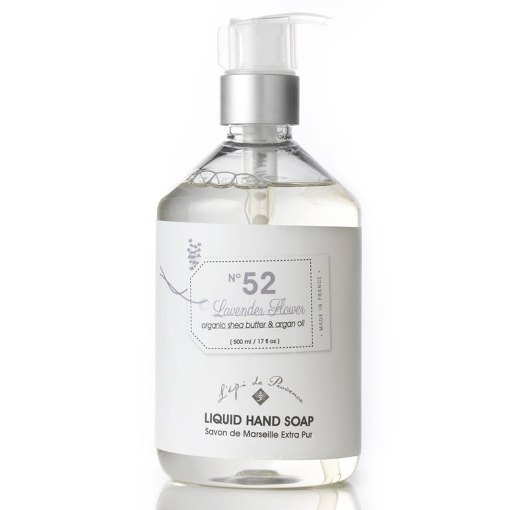 Lavender Flower No.52 Liquid Soap 500ml