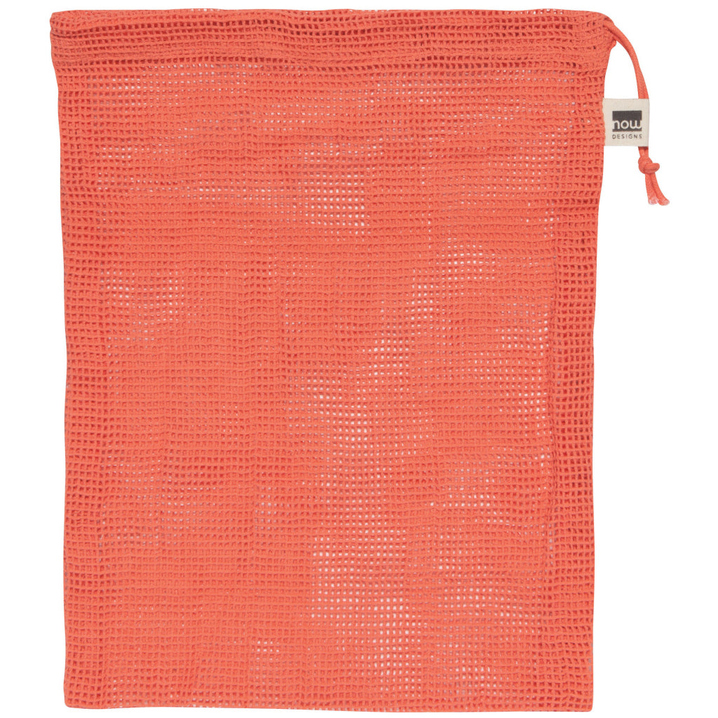 Le Marche Coral Produce Bags Red