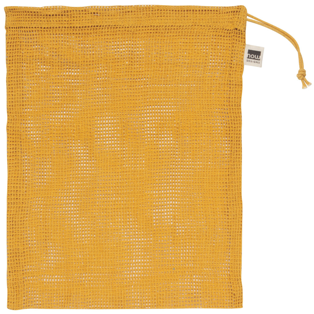 Le Marche Coral Produce Bags Yellow