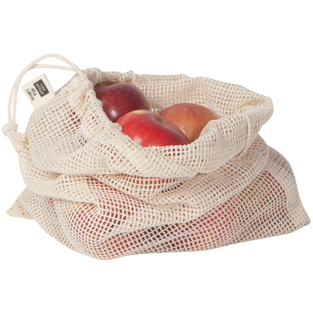 Le Marche Natural Produce Bag In Use