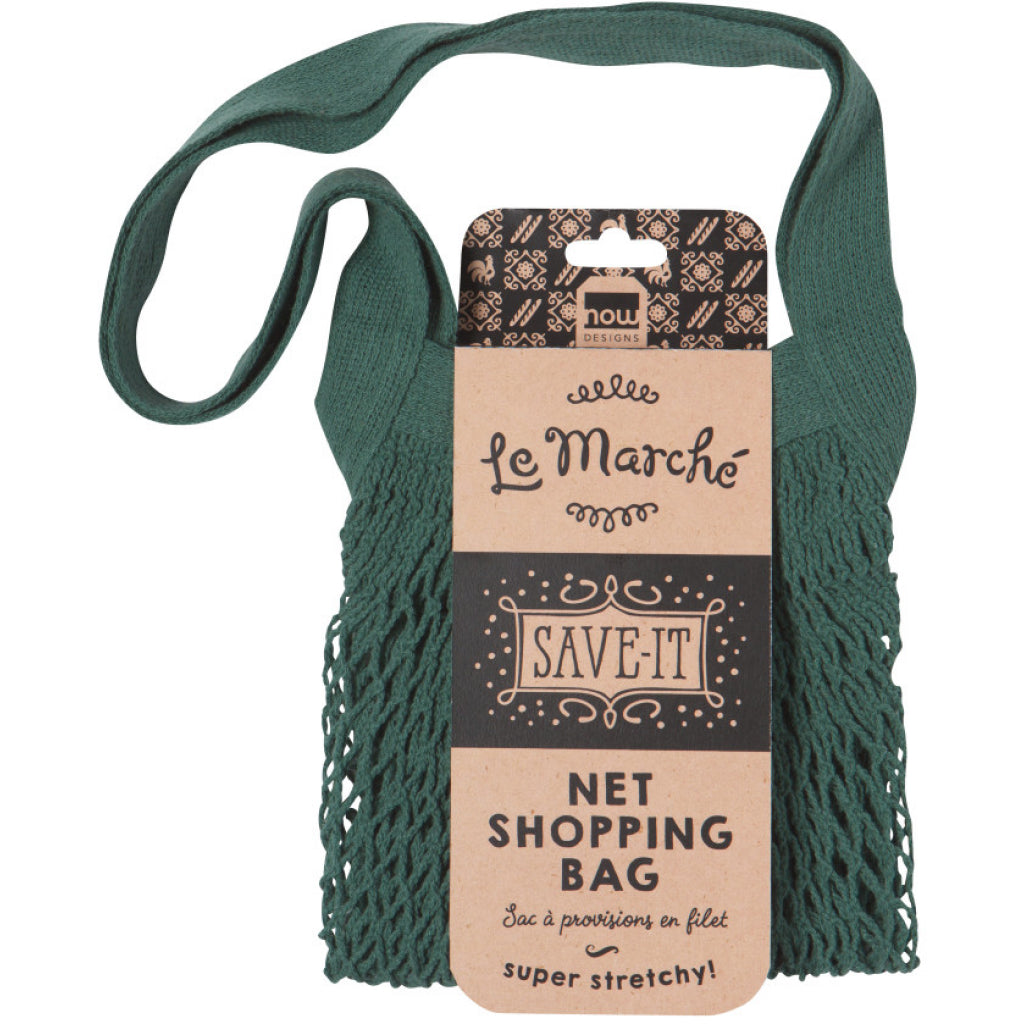 Le Marche Pine String Shopping Bag  Packaging