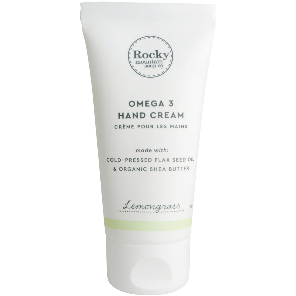Lemongrass Natural Hand Cream