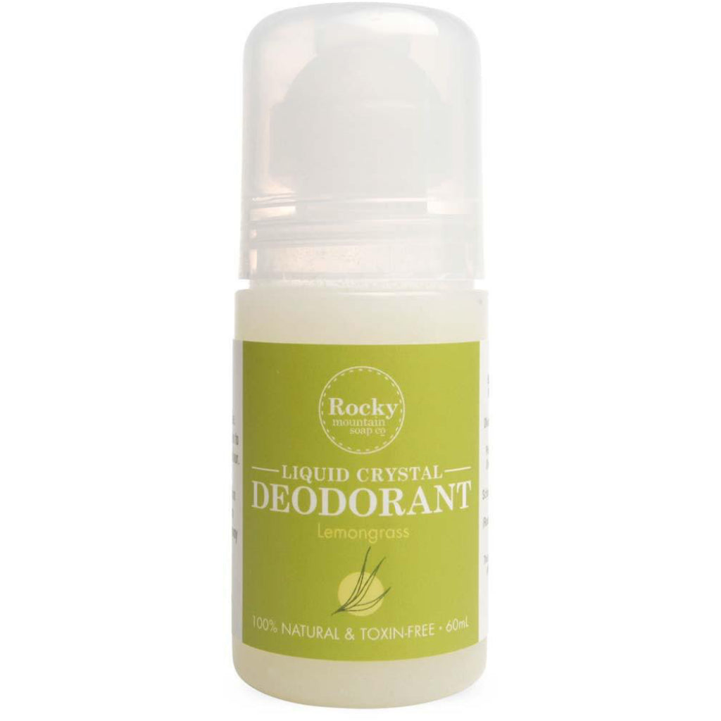 Lemongrass Natural Deodorant