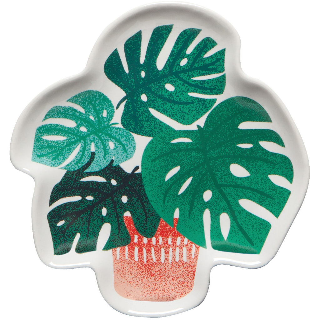 Let It Grow Shaped Dishes Set of 3 Sample