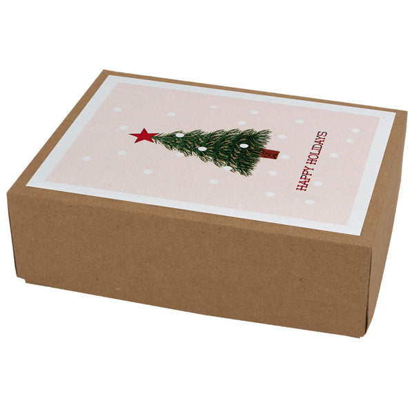 Boxed Christmas Cards.Little Tree Boxed Christmas Cards