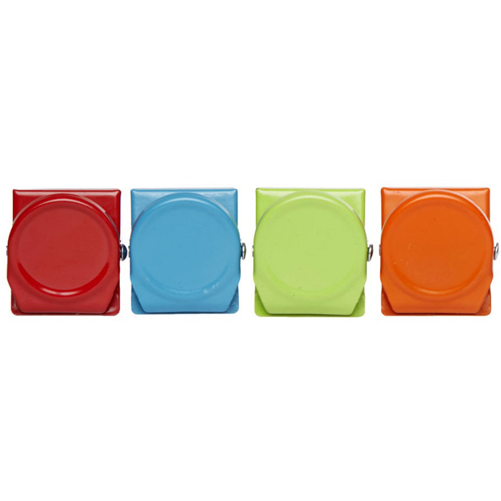 Magnetic Clips Set of 4