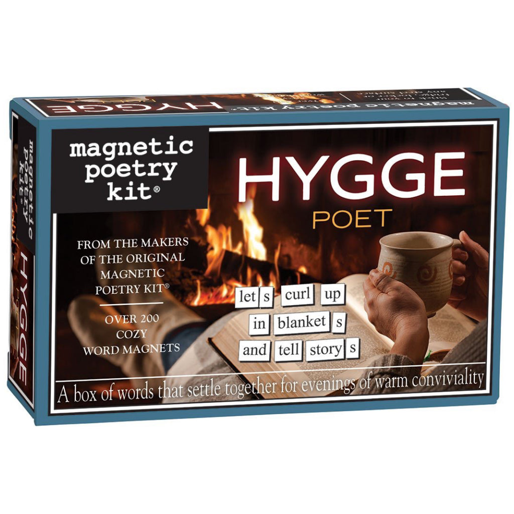 Magnetic Poetry Hygge Poet