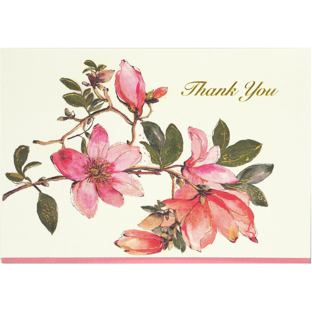 Magnolia Thank You Notes.