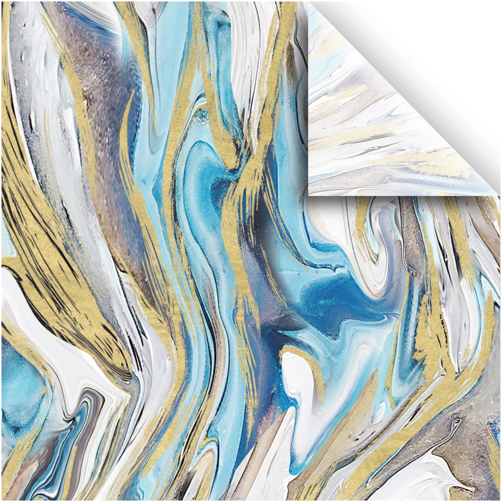 Marbleized Magic Designer Tissue