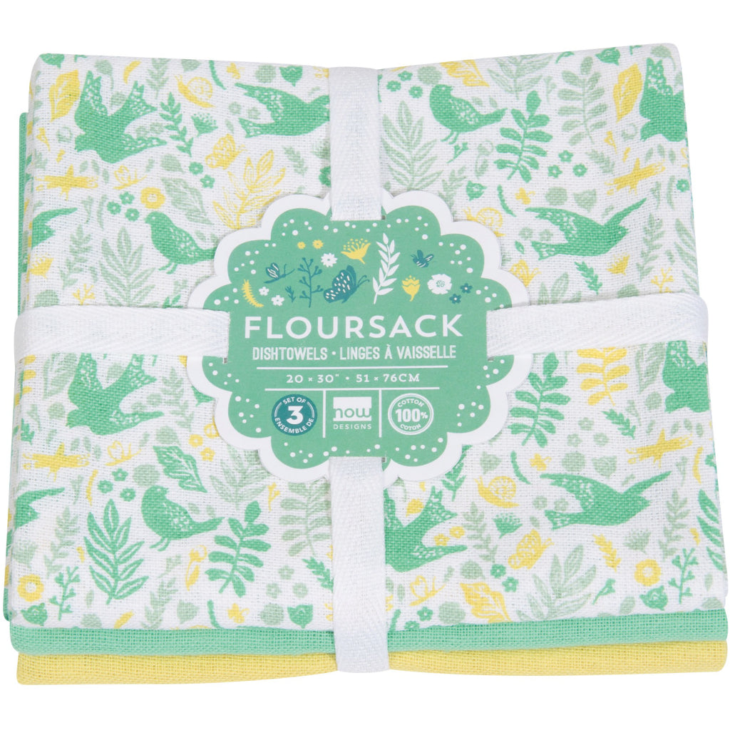 Meadowlark Tea Towels Set of 3
