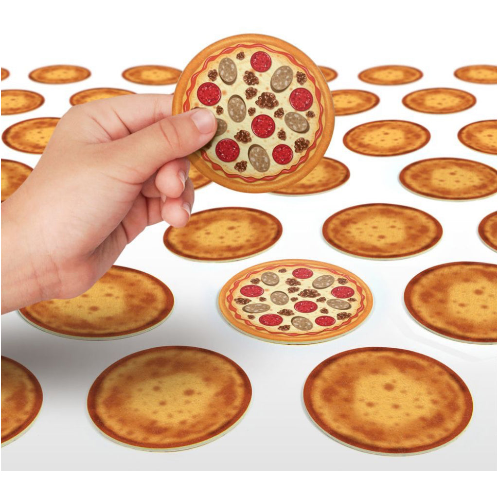Memoroni Pizza Memory Game Pieces