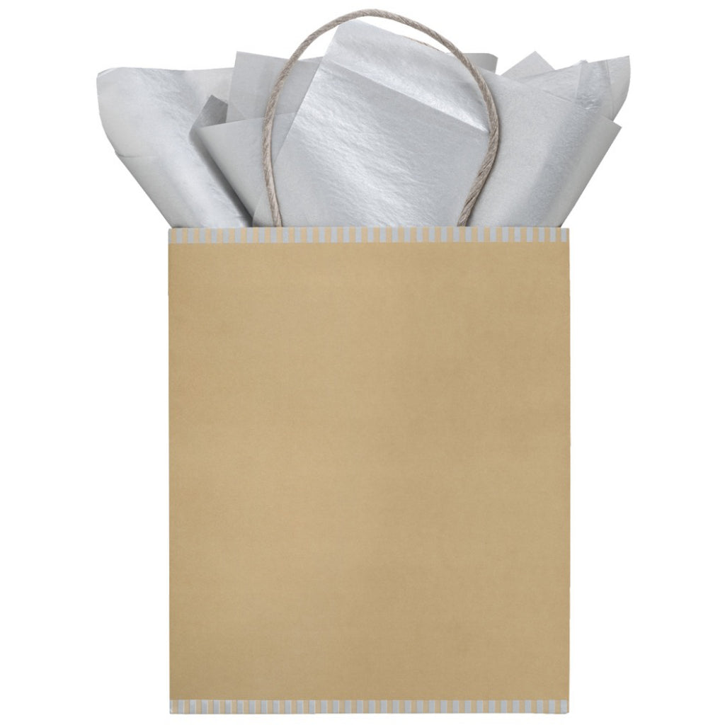 Midas Touch Kraft Tote Bag