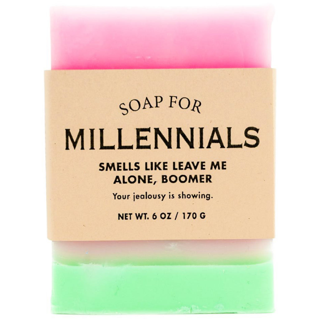 Millennials Bar Soap