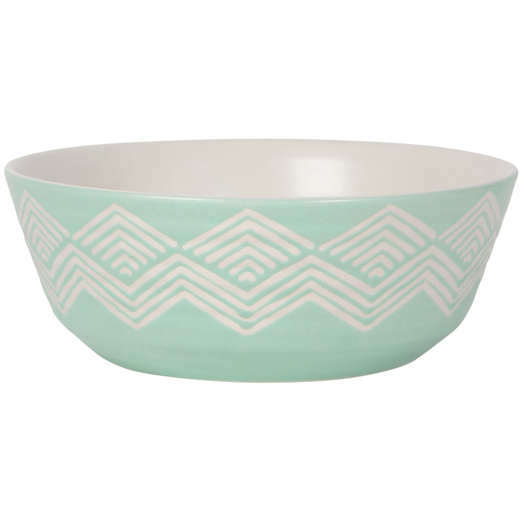 Mint Imprint Bowl
