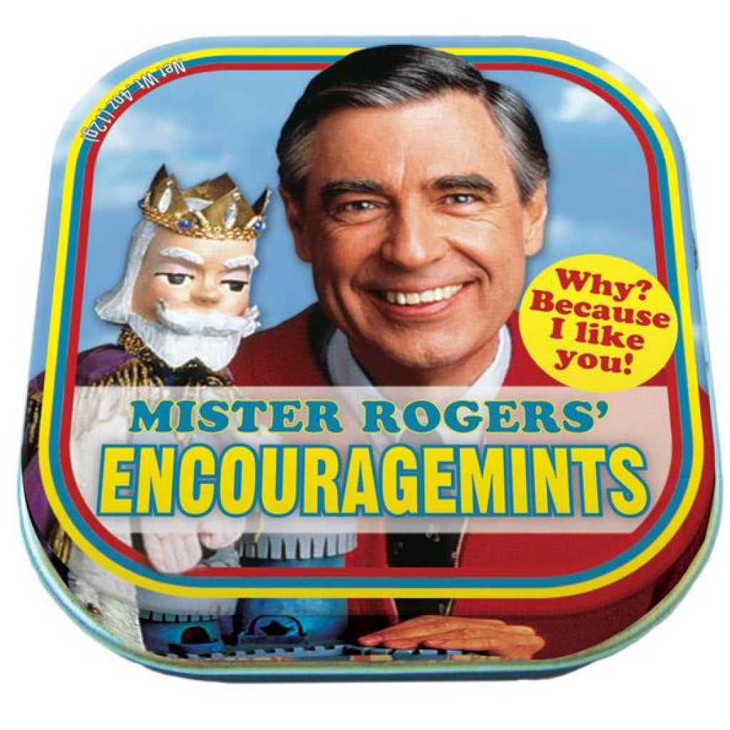Mister Roger's Encourage-Mints