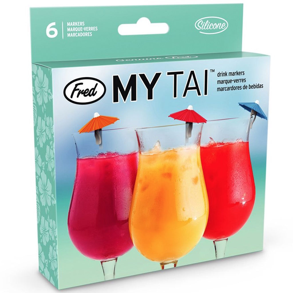 My Tai Drink Markers In Package
