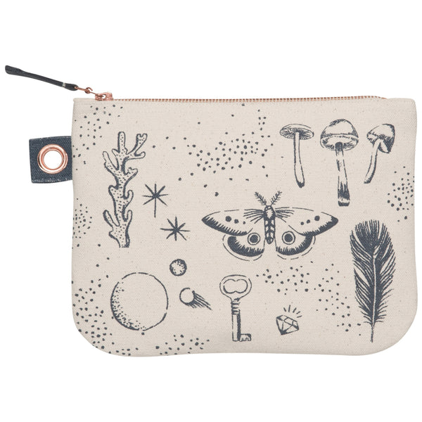 Mystique Zipper Pouch Large