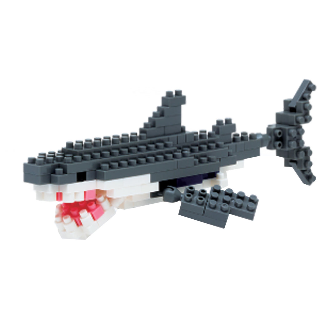 Nanoblocks Great White Shark