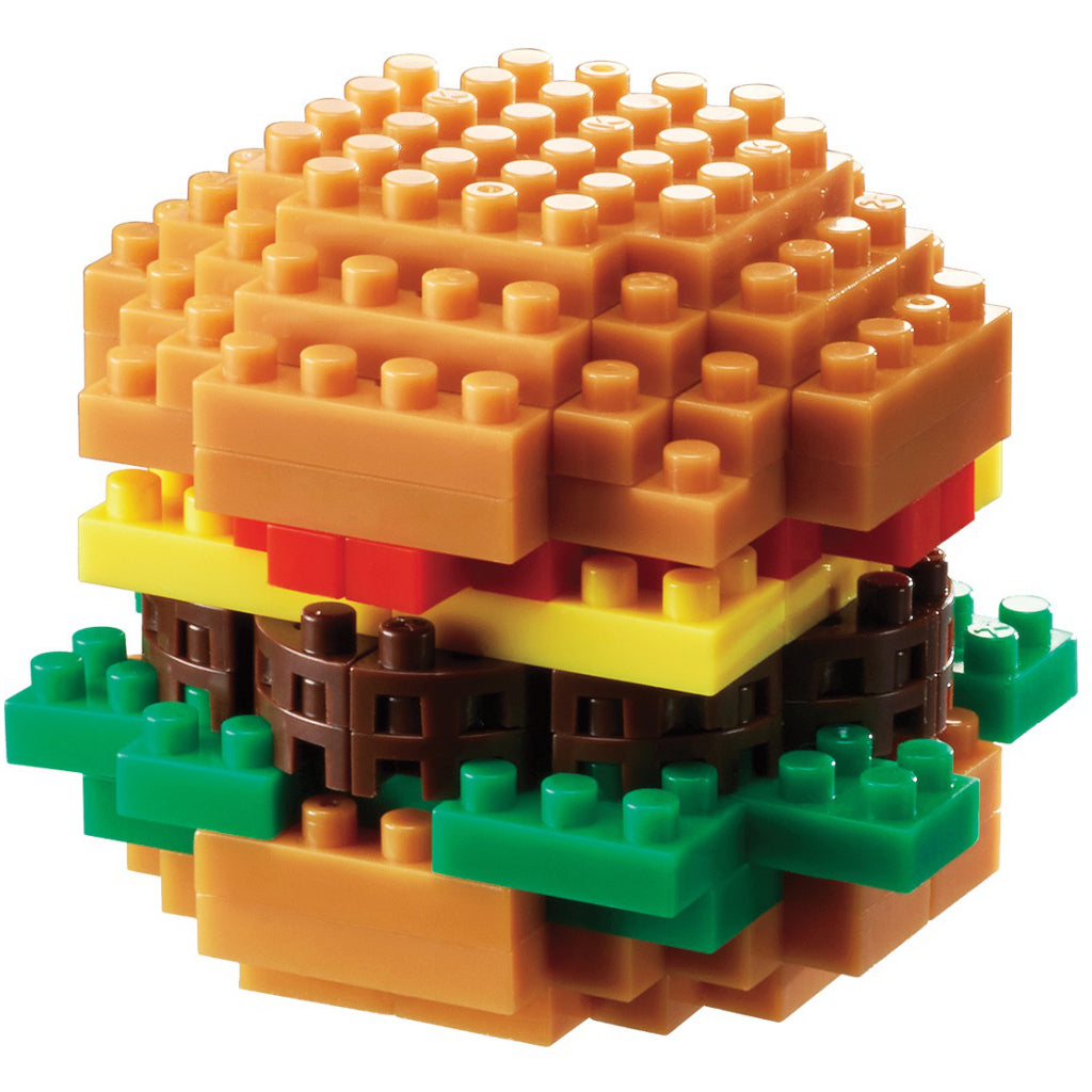 Nanoblocks Hamburger