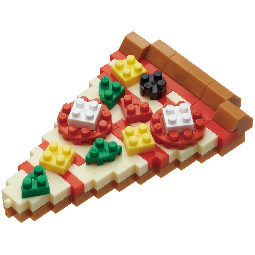 Nanoblocks Pizza