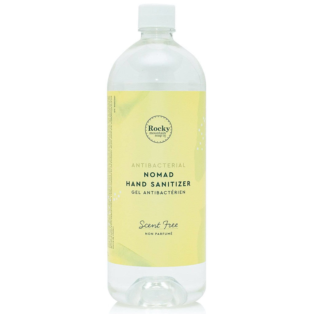 Nomad Hand Cleanser Scent Free - 1L
