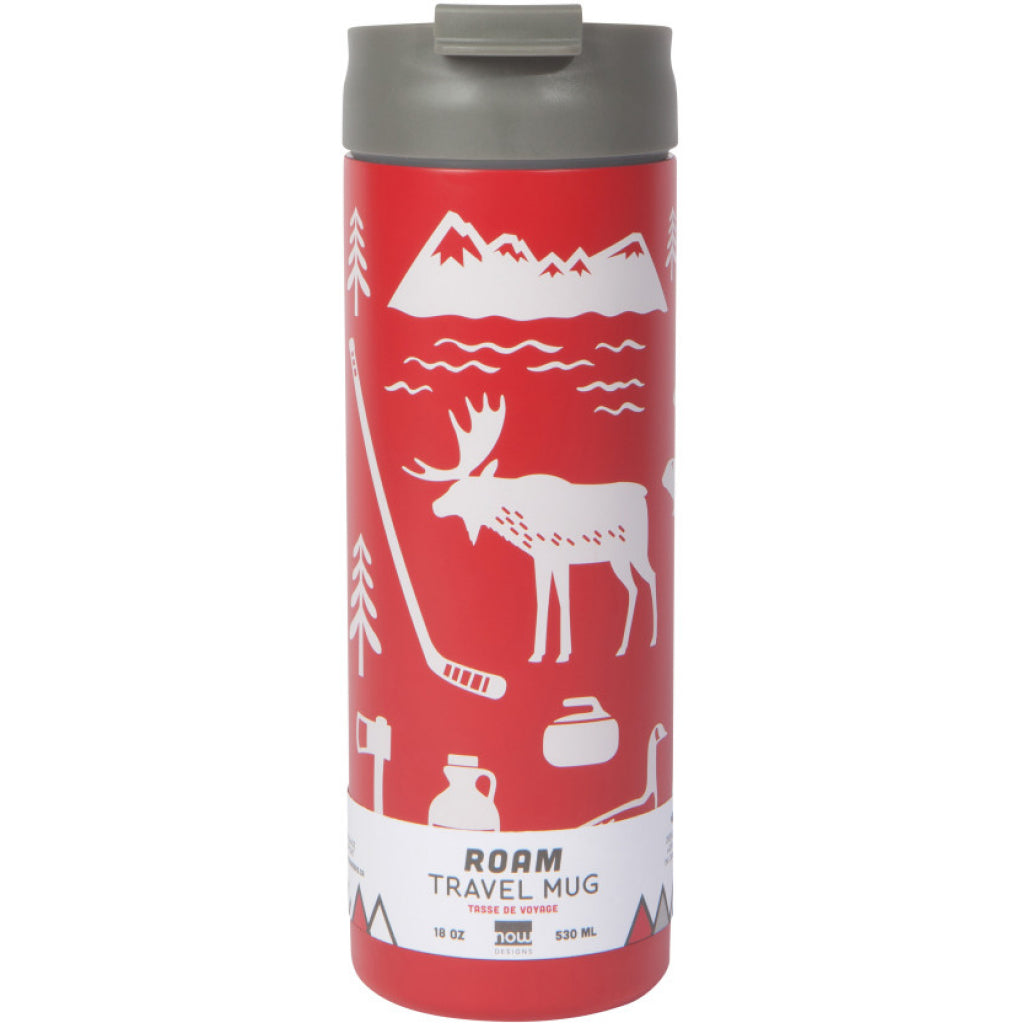 O Canada Travel Mug With tag