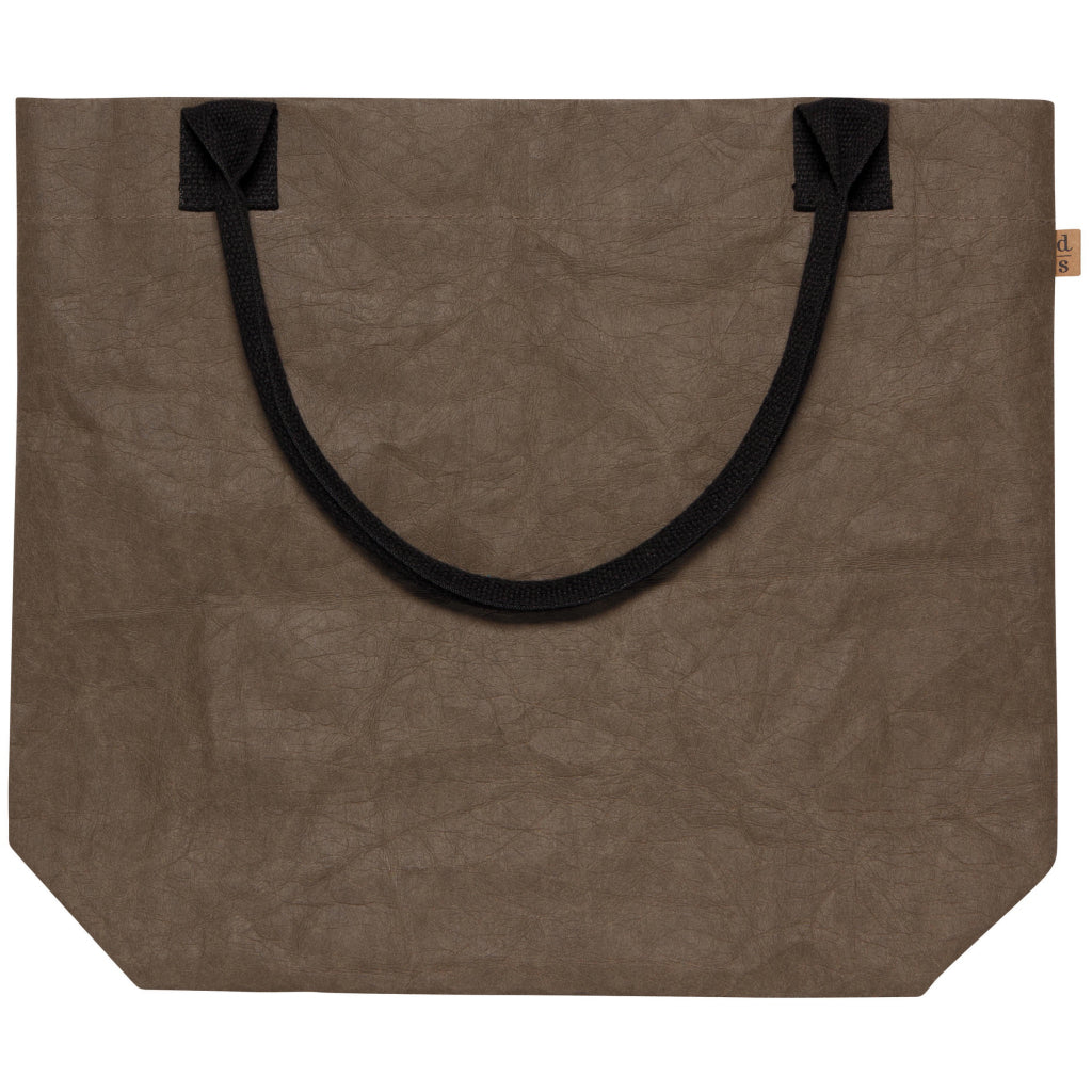 Olive Paper Tote