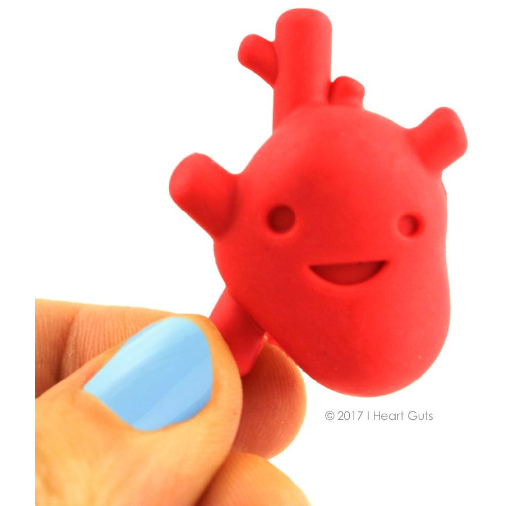 Happy Organ Erasers lifestyle