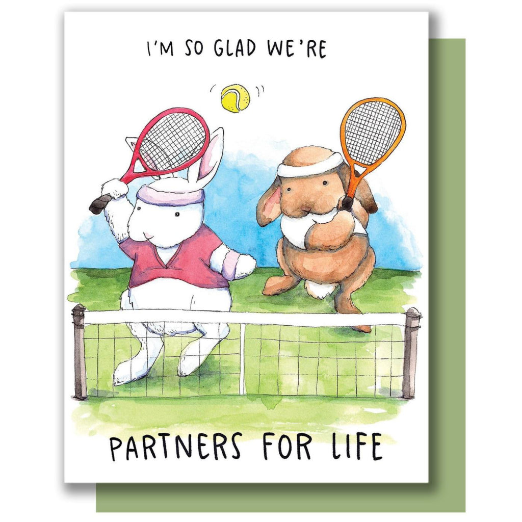 Partners For Life Card