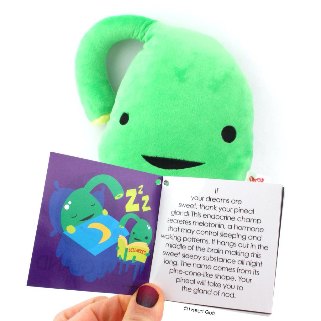 Pineal Plush Booklet