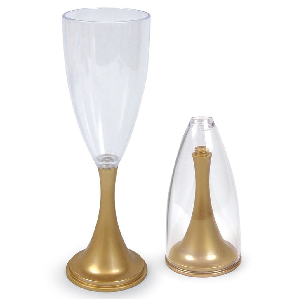Portable Prosecco Glass