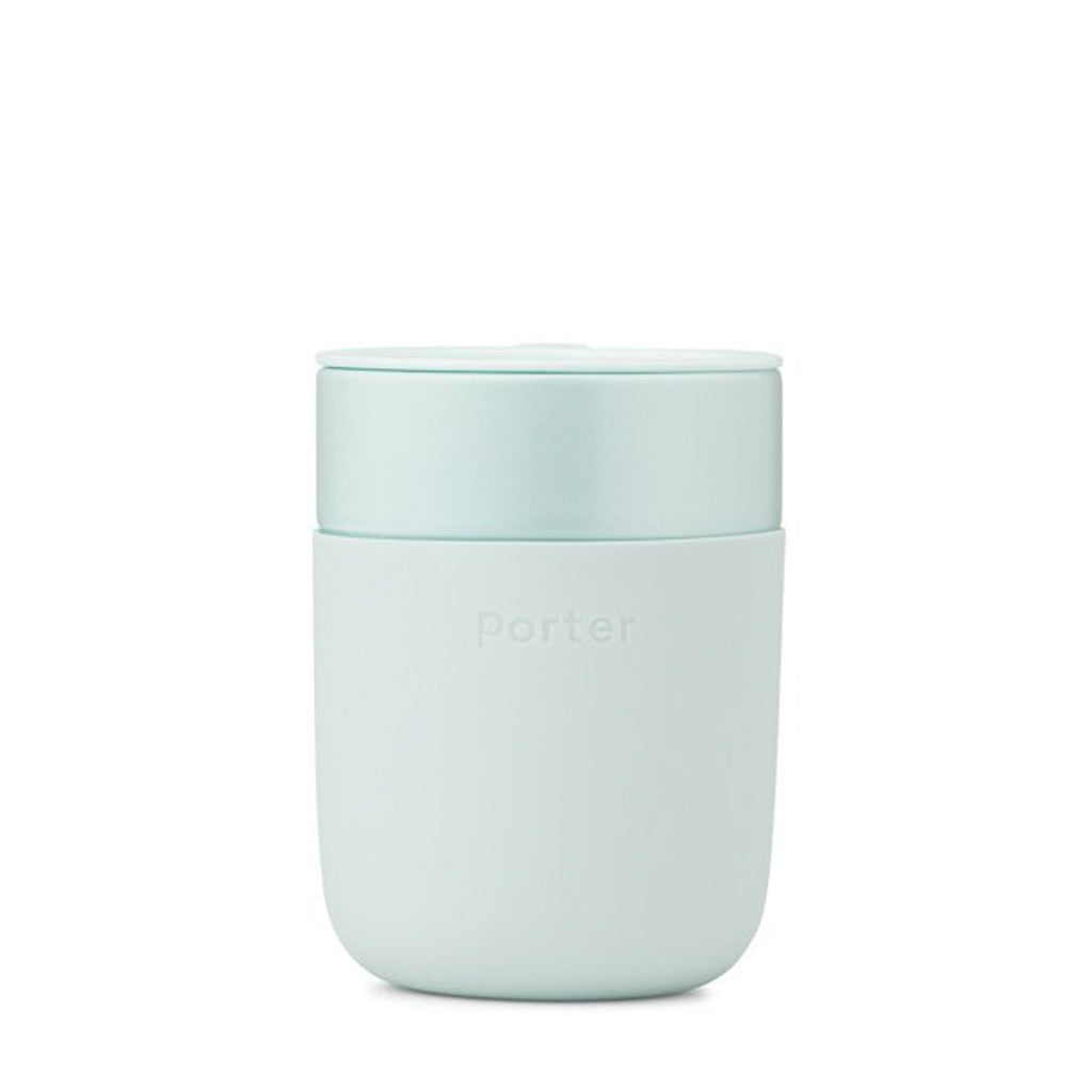 Porter Ceramic Mug Mint 12 oz. Unpackaged