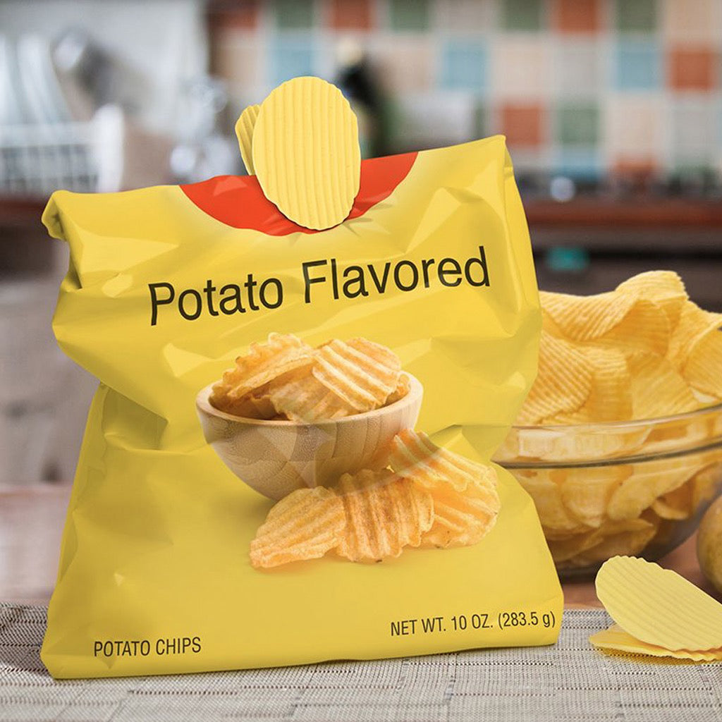 Lifestyle of Potato Chip Bag Clips.