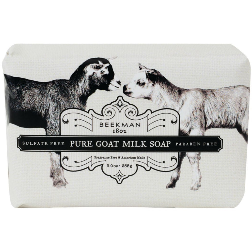 Pure Goat Milk Bar Soap 255g