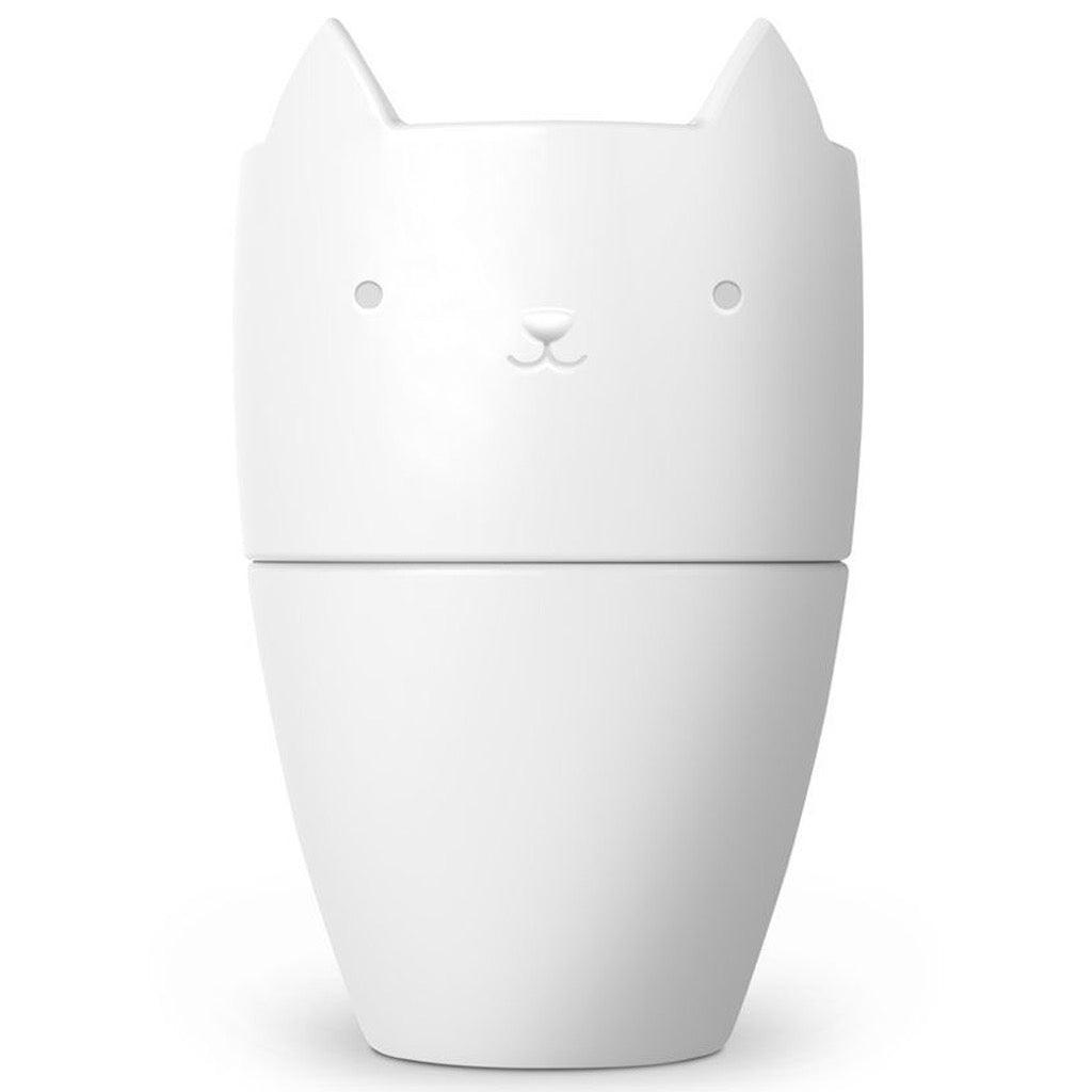 Purr Over Coffee Maker & Mug Set