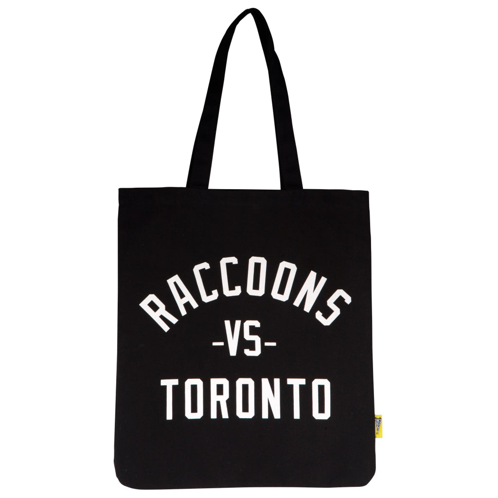 Who's going to win? Raccoons or Toronto...