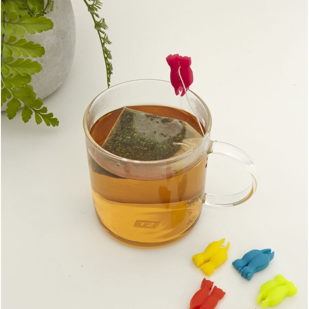 Rainbow Cat Drink Markers Teabag