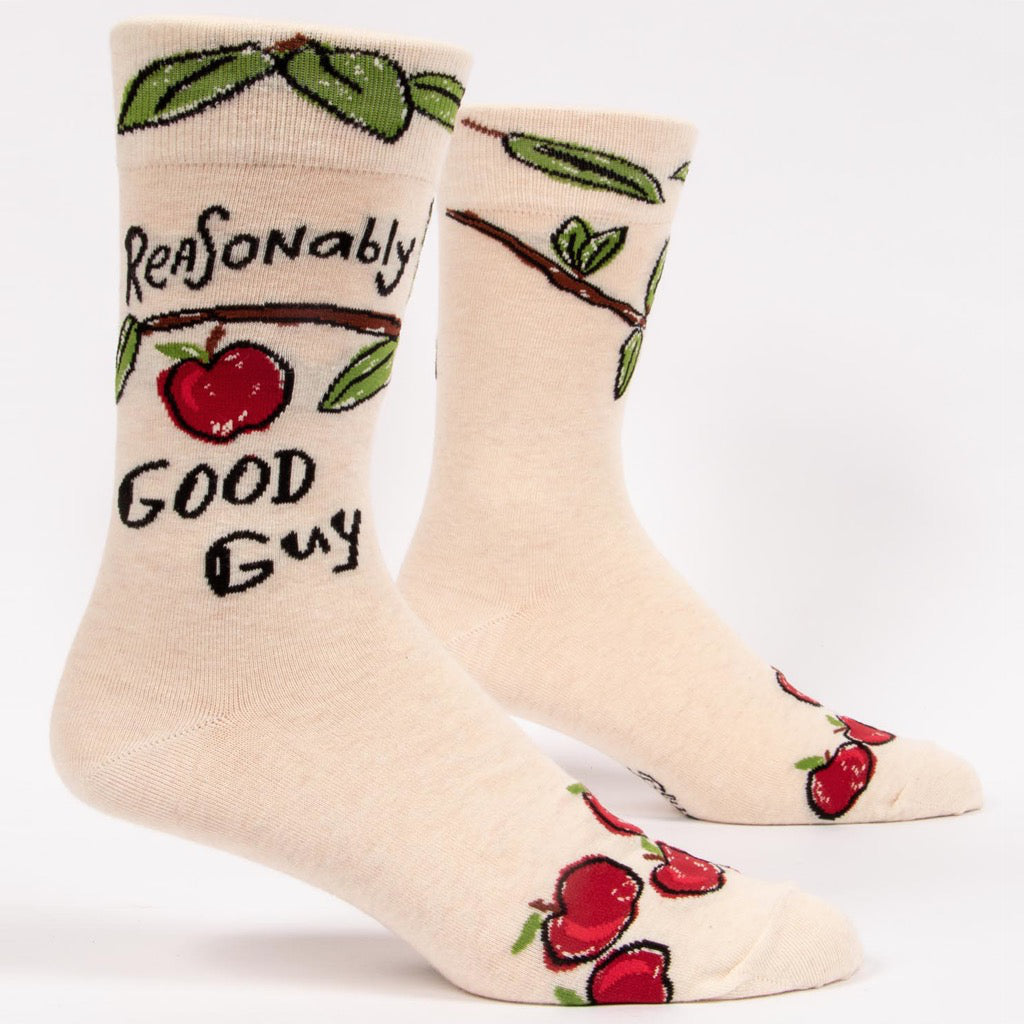 Reasonably Good Guy Men's Socks