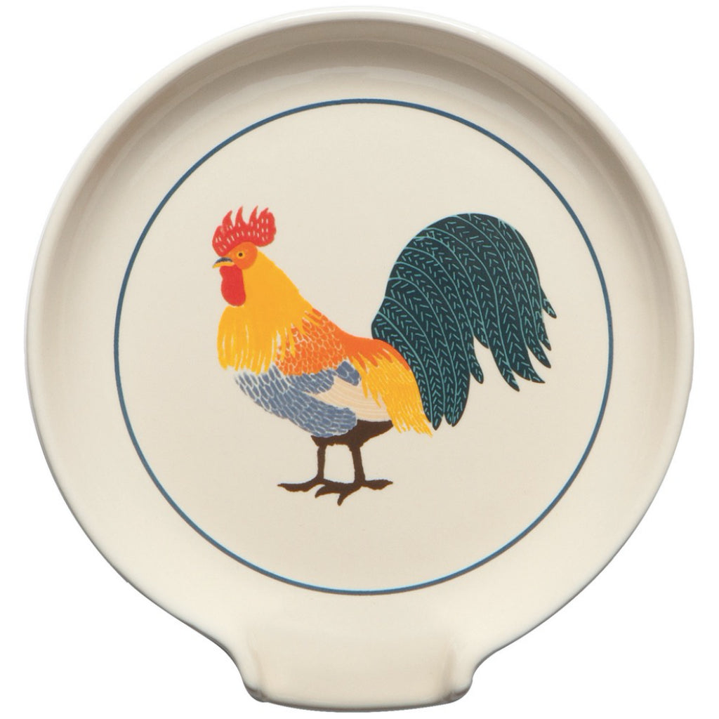 Rooster Spoon Rest