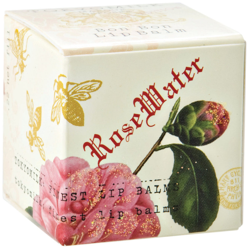 Rose Water Lip Balm