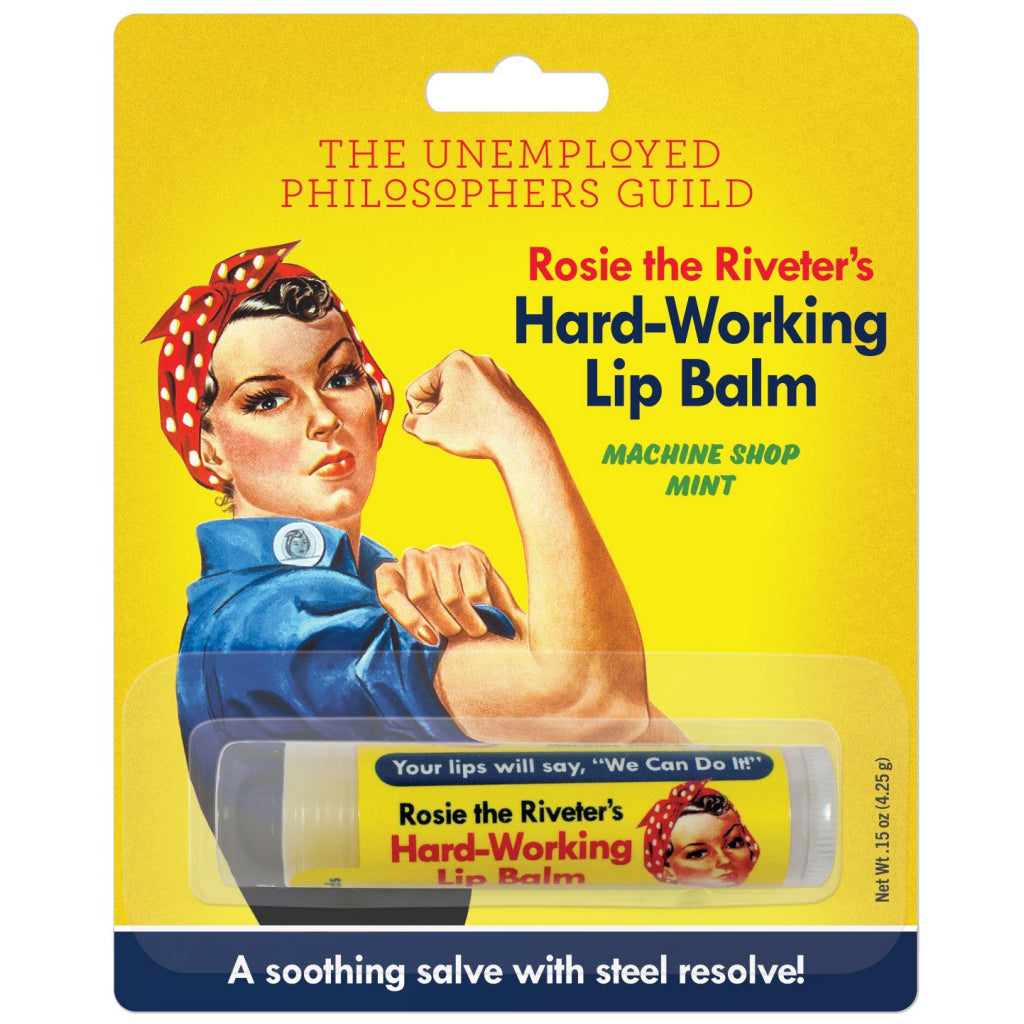 Rosie The Riveter's Hard Working Lip Balm
