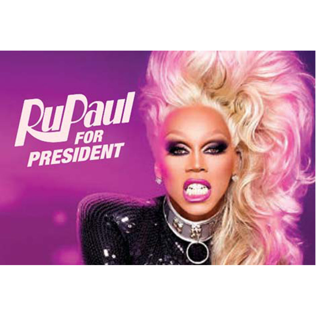 Rupaul For President Magnet
