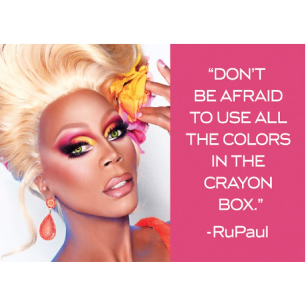 Rupaul Quotation Magnet