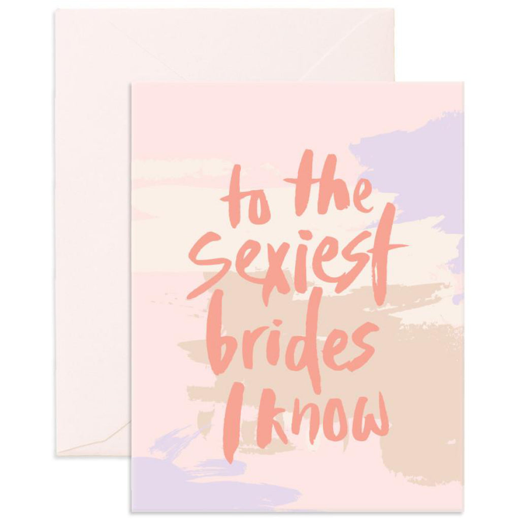 Sexiest Brides Card