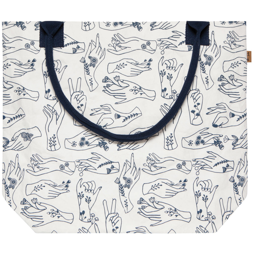 Show Of Hands Paper Tote