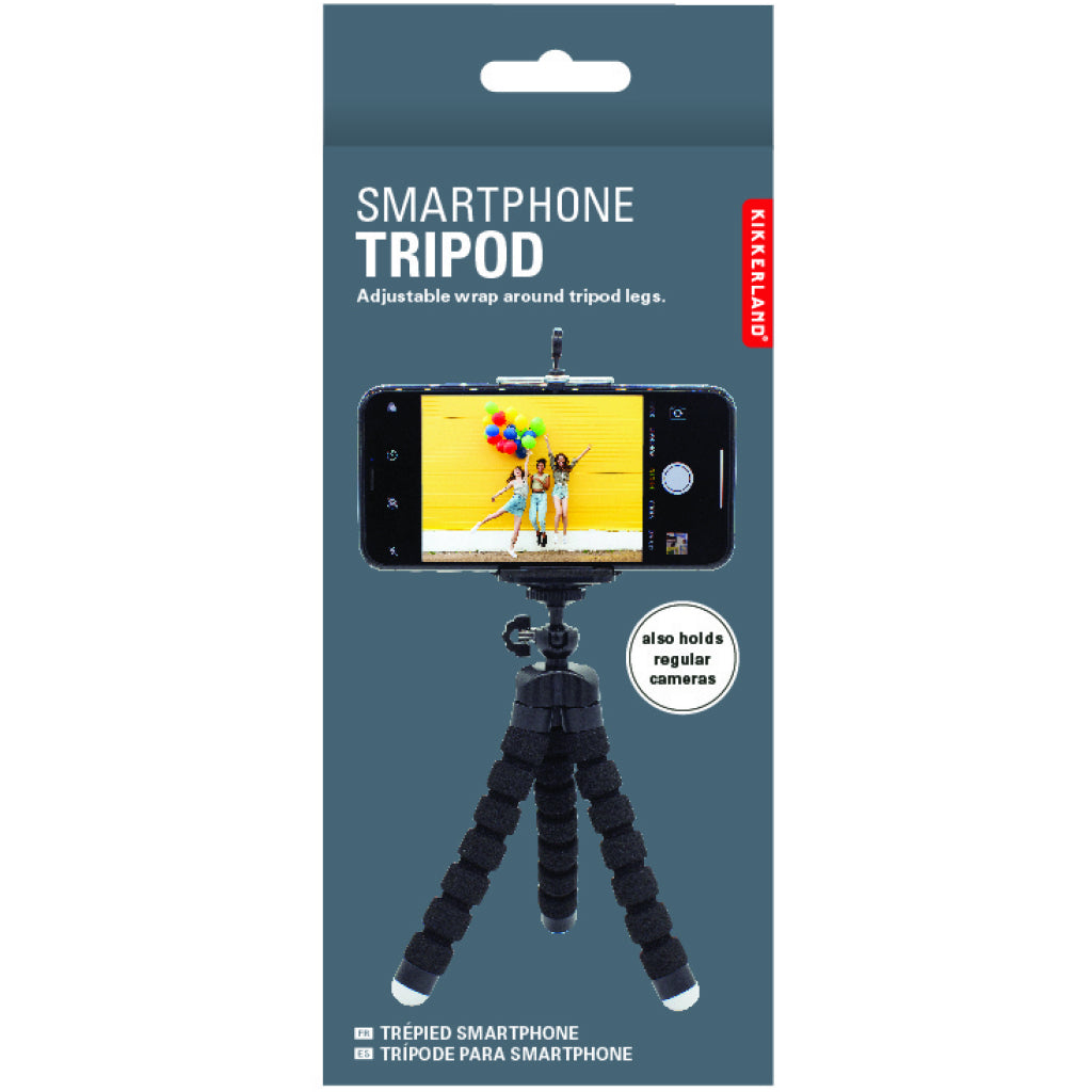 Smartphone Tripod Packaging