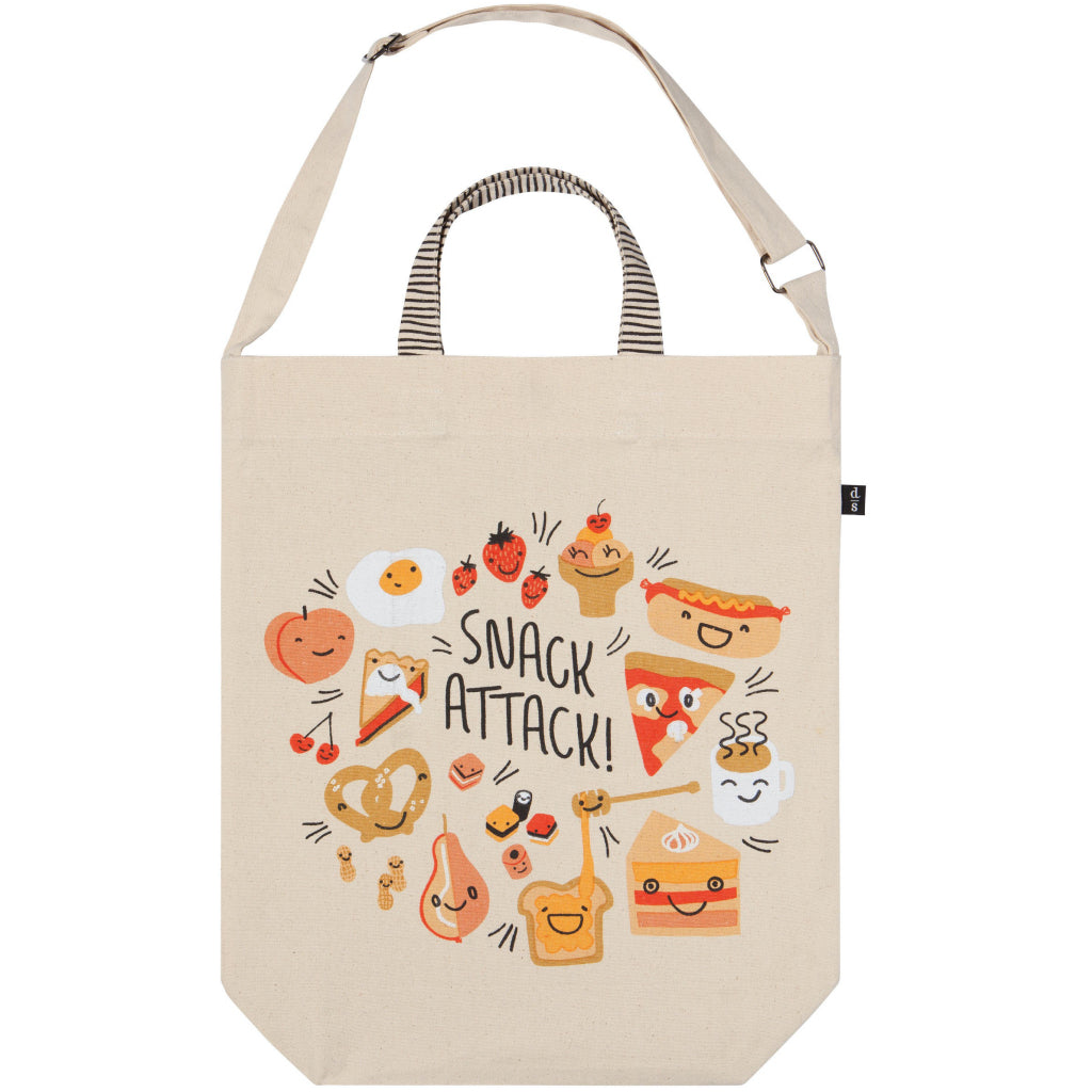 Snack Attack Team Tote Short handle