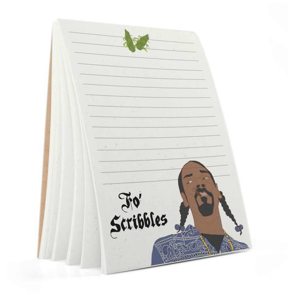 Snoop Dogg Notepad